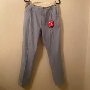 NWT Men's Puma Golf Pants